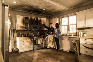 fire and smoke restoration, odor removal