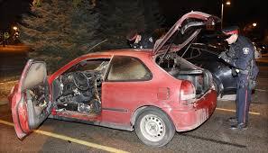 Stolen vehicle drug testing, stolen vehicle drug decontamination, theft recovery, drug testing